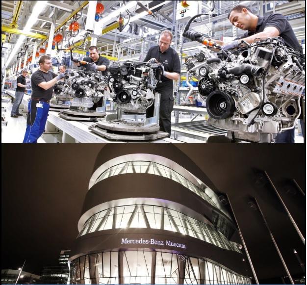 Стажировка на крупнейших предприятиях Германии по направлению  «Инновационные технологии логистики и лучшая практика»