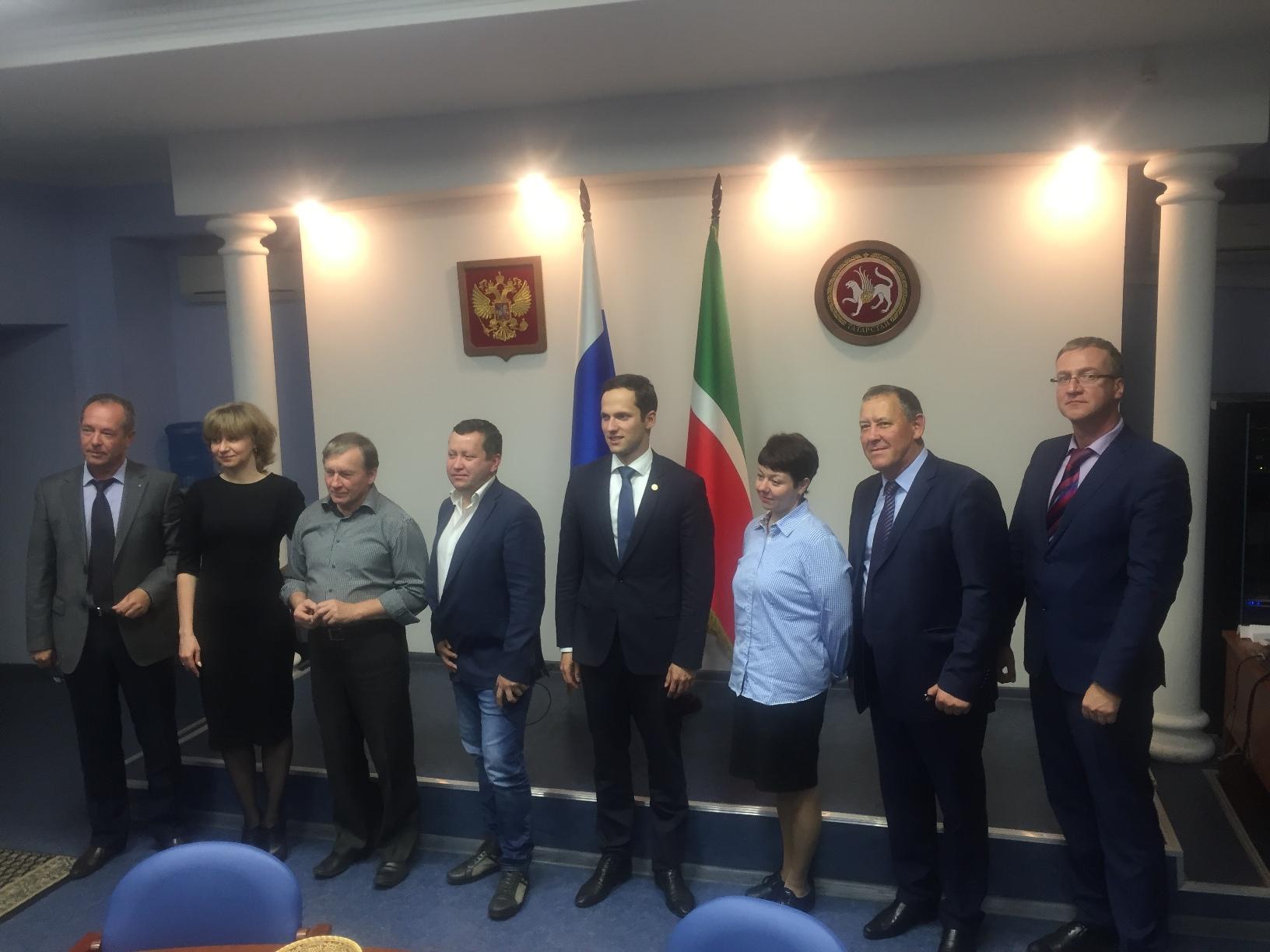 ГУП НСО «НОЦРПП» укрепляет сотрудничество с Республикой Татарстан