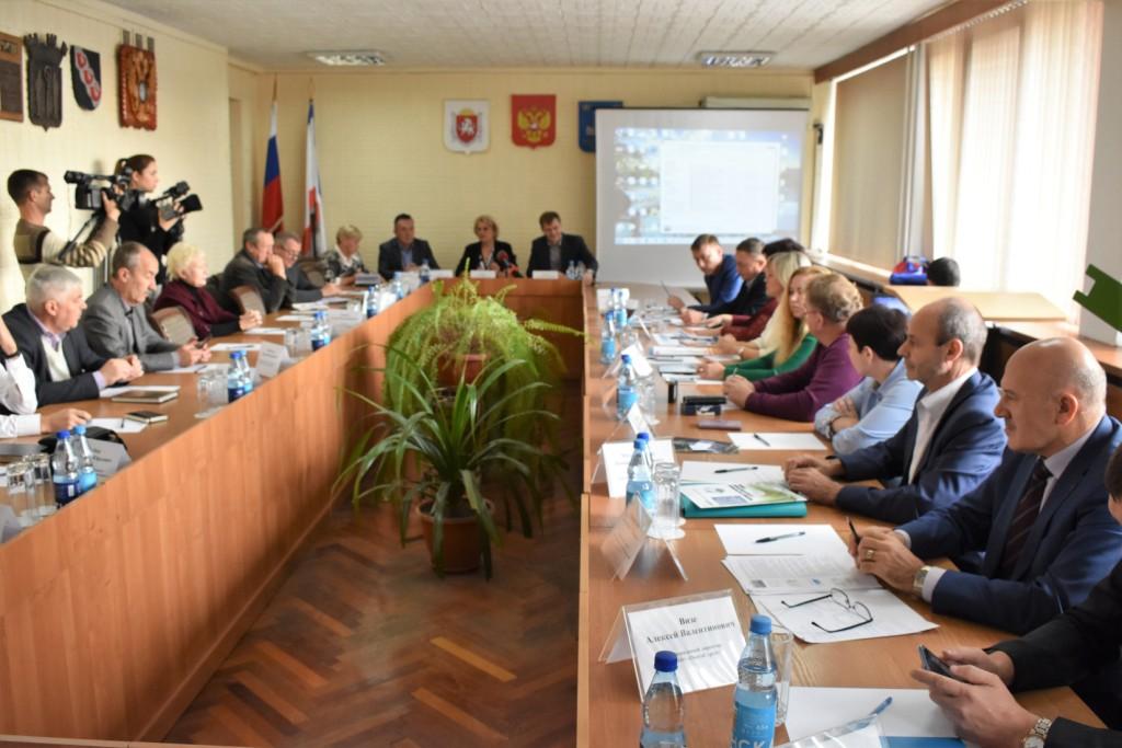 Новосибирск и Крым -  укрепление сотрудничества